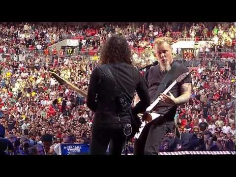 Metallica – Nothing Else Matters 2007 Live Video Full HD