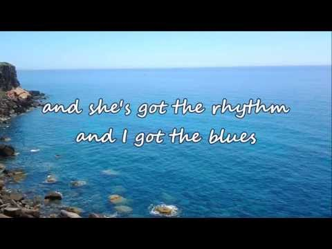 Alan Jackson – She's Got The Rhythm And I Got The Blues[with lyrics]