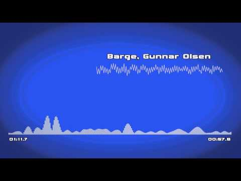[Barge, Gunnar Olsen] – Electronic Dance Music