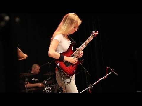 Canon Rock – Jerry C cover by Laura Lace