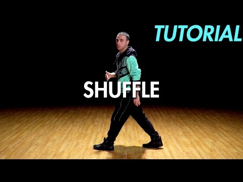 How to Shuffle Dance Moves Tutorial | Mihran Kirakosian