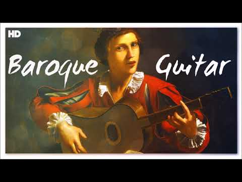 1 Hour With The Best Baroque Guitar Classical Music Ever – Focus Meditation Reading Concentration