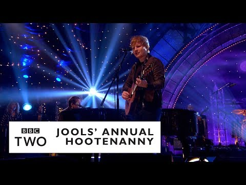 Ed Sheeran – Layla with Jools Holland His Rhythm Blues Orchestra