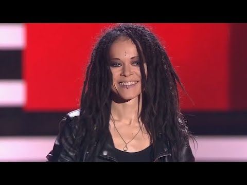 Best Rock Metal Blind Auditions in THE VOICE [Part 2]
