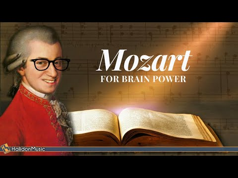 Classical Music for Brain Power – Mozart 6 Hours