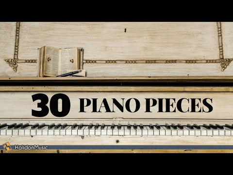 30 Most Famous Classical Piano Pieces