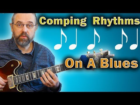 5 Comping Exercises for Jazz Rhythm on the Blues