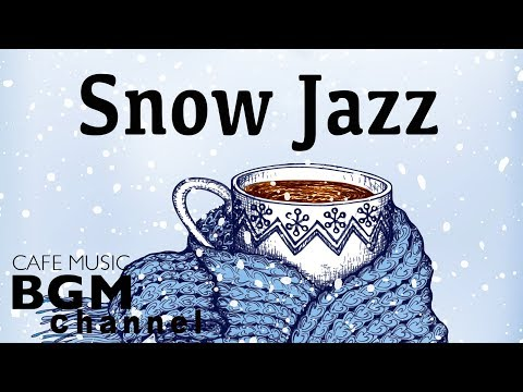 Winter Night Jazz Music – Stress relief – Relaxing Cafe Jazz Music For Sleep, Work, Study