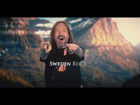 HAMMERFALL – We Make Sweden Rock Official Lyric Video | Napalm Records
