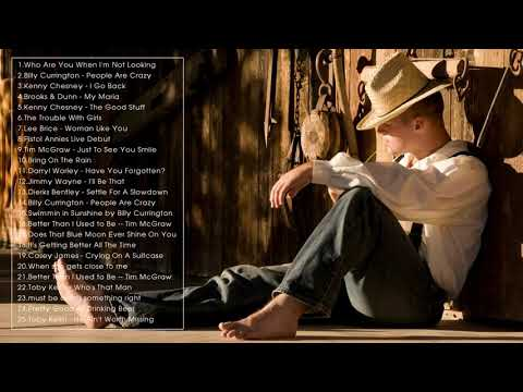 Relaxing Country Music – Relaxing Country Playlist 2019