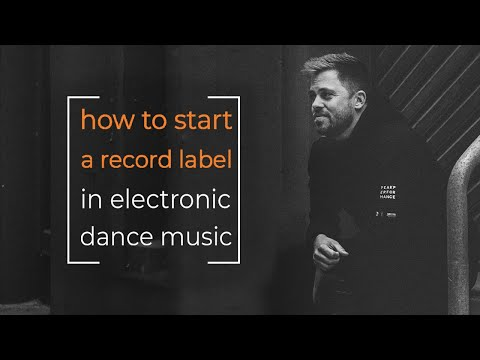 How To Start a RECORD LABEL In Electronic Dance Music 2019 w. Jens From Blindfold Recordings