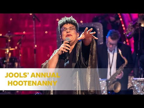 Brittany Howard with Jools Holland's Rhythm Blues Orchestra – Higher and Higher