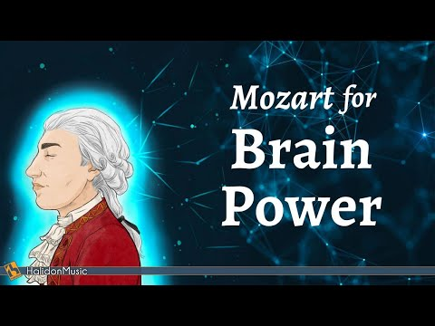 Mozart for Brain Power – Classical Music