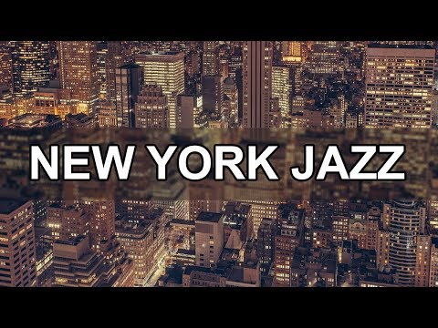 New York Jazz Music 10 Hours – Relax Jazz Bar Classics