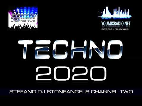 TECHNO 2020 CLUB MIX VOLUME 1 techno playlist djstoneangels clubmusic