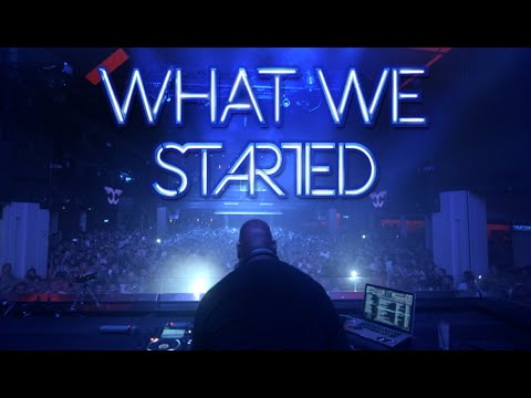 What We Started| History Of Electronic Dance Music| Full Documentary Movie