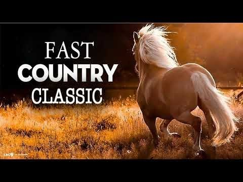 Greatest Classic Fast Country Songs – Greatest Old Country Music Collection – Best Country Music