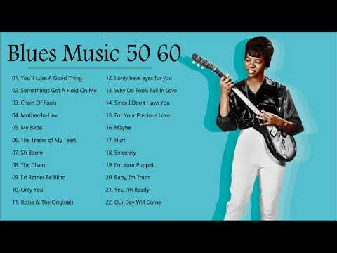50s 60s RB Music Hits Playlist – Greatest 1950's 1960's Rhythm and Blues Songs
