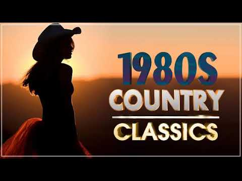 Best Classic Country Songs Of 1980s – Greatest 80s Country Music – 80s Best Songs Country