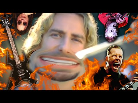 How Nickelback's Photograph changed metal music forever