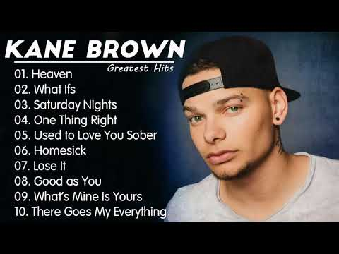 KaneBrown Best Songs 2020 – KaneBrown New Country Songs – KaneBrown Playlist 2020