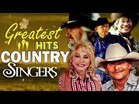 Greatest Hits Country Songs By Singers – Top Hits Old Country Songs Of All Time For Relaxing