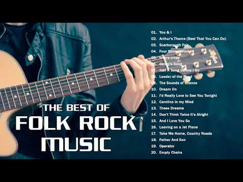 Best Folk Songs 70's80's90's – Folk Rock And Country Collection 70's80's90's