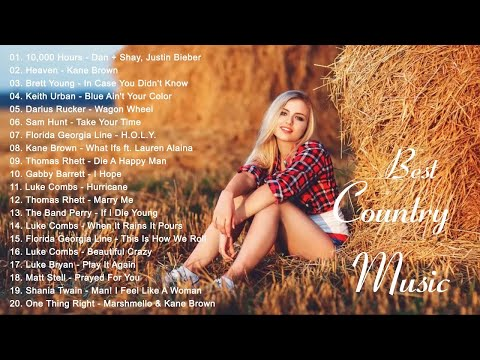 Best Country Music Playlist 2020 -Country Songs 2020 – Top 100 Country Songs of 2020