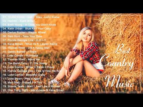 Country Songs 2020 Top 100 Country Songs of 2020 Best Country Music Playlist 2020