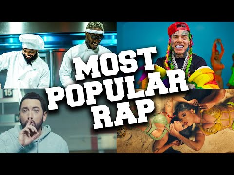 TOP 100 Most Popular Rap Songs 2020
