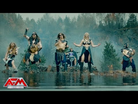 BROTHERS OF METAL – Chain Breaker 2021 Official Music Video AFM Records