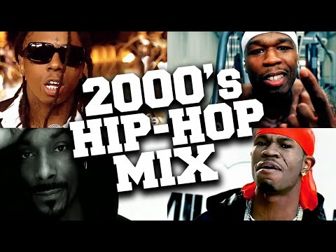 Hip Hop Music of the 2000s 🎧 Best Rap Hip Hop Songs of the 00s