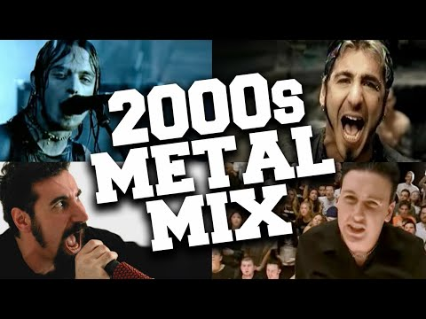 2000s Heavy Metal Songs Mix 🤘 Greatest Metal Songs of the 2000s