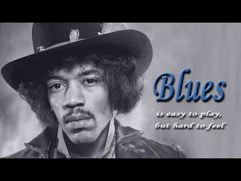 Best Of Slow Blues Music | Night Relaxing Songs – Slow Rhythm
