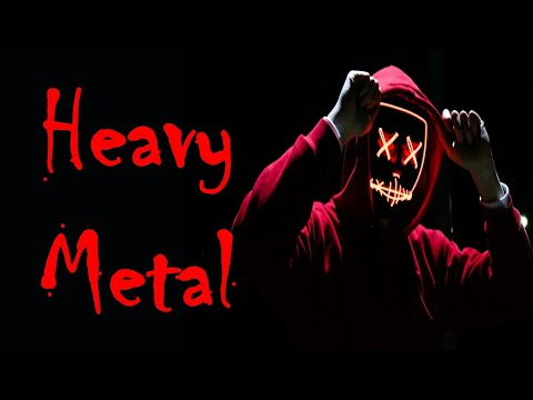 Heavy metal hard rock music compilation- 1.5 hrs Ultimate Headbanging collection