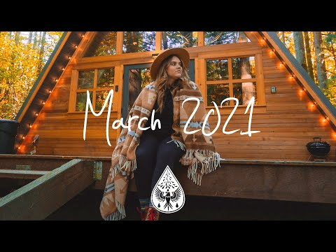 IndiePopFolk Compilation – March 2021 1½-Hour Playlist