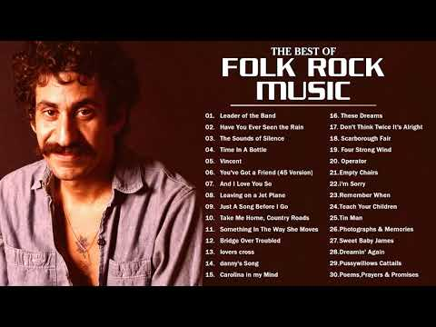 Best Folk Rock and Country Songs Classic – Folk Songs Best Collection – Folk Rock And Country Music