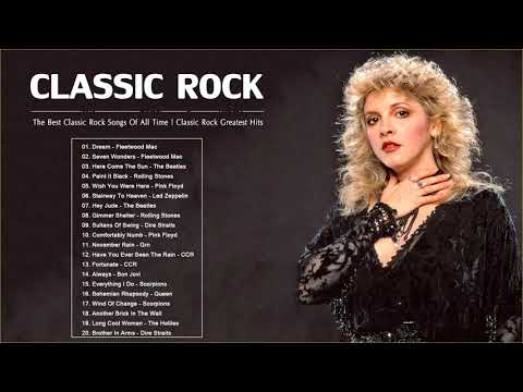 Classic Rock Music | Classic Rock Playlist 60s 70s and 80s