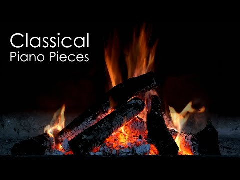 Classical Piano Pieces 247 – Mozart, Chopin, Beethoven, Bach, Grieg, Satie
