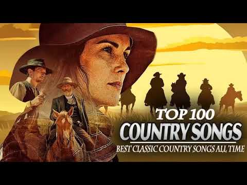 Don Williams, Waylon Jennings, Alan Jackson ⭐⭐ Best Classic Country Songs Of 60s 70s 80s 90s