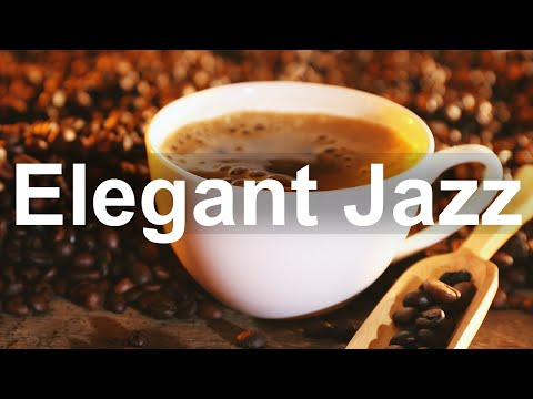 Elegant Coffee Time Jazz – Happy Jazz and Bossa Nova Music for Exquisite Mood