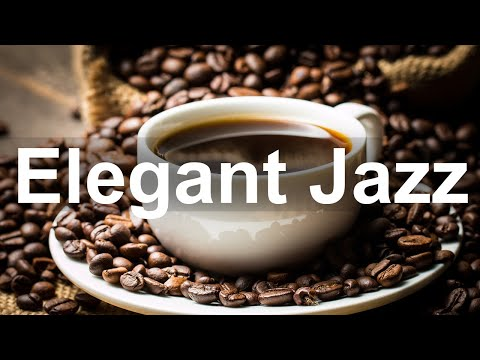 Elegant Jazz Coffee – Positive Jazz Piano and Saxophone Music to Relax