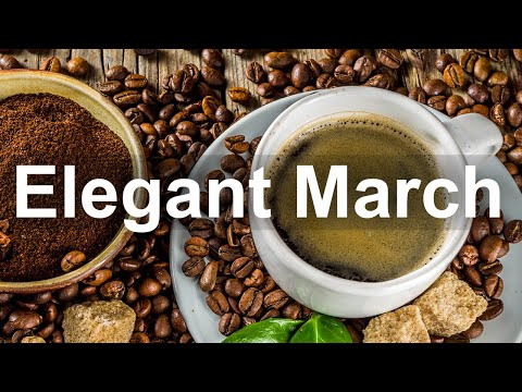 Elegant March Jazz – Exquisite Mood Jazz Piano Music for Spring
