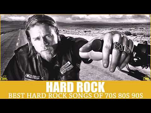 Hard Rock Songs Playlist – Greatest Hard Rock Music Hits of All Time