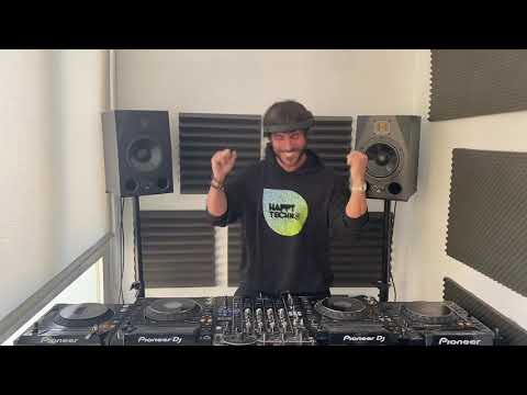 Lexlay Streaming HappyTechno Music Miami Compilation 2021