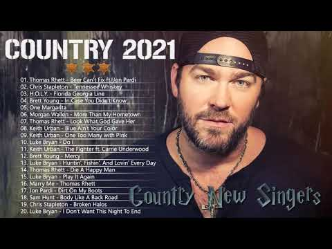 New Country Songs 2021 | Luke Combs, Blake Shelton, Luke Bryan, Morgan Wallen, Dan + Shay, Lee Brice