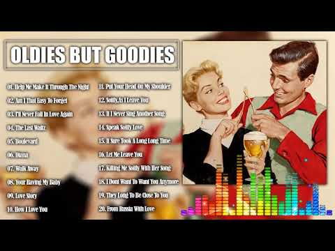 Oldies 50's 60's 70's Music Playlist 🎷 OLDIES BUT GOODIES 🎼 Music that bring back your old days
