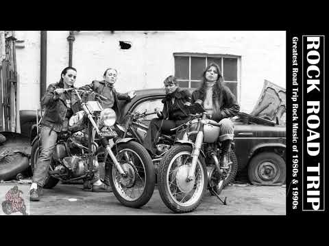 [Road Trip Music] Hard Rock Music – Best Hard Rock Songs Of 70s 80s 90s For Driving