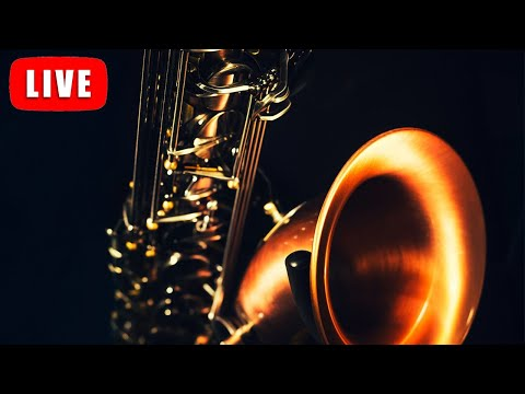 Smooth Jazz Bossa Nova ❤️ Saxophone Music • For Relaxation, Work, Study, Chill Out