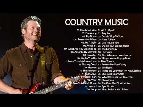 TOP COUNTRY MUSIC SINGER 2021 | COUNTRY MUSIC FOREVER | Country Music All Of Time💗Country Love Songs